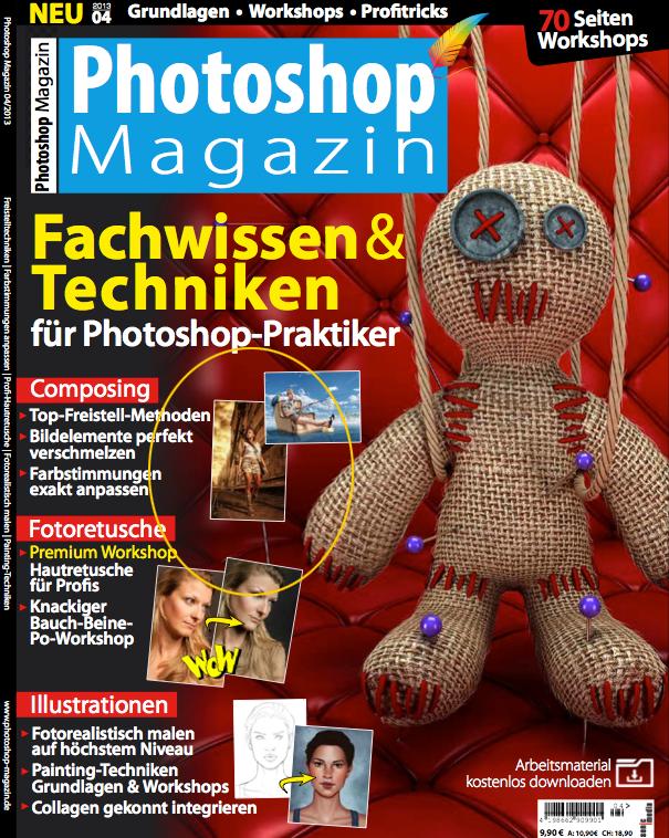 photoshop magazin