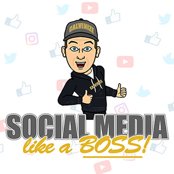 Social Media like a Boss - Hörbuch