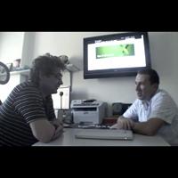 Im (spontanen) Gespräch mit Gerhard Koren