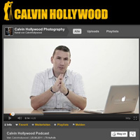 Calvin Hollywood Podcast Runde II